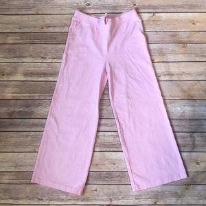 Ralph Lauren wide leg elastic waist